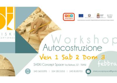 Workshop Autocostruzione