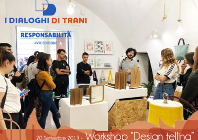 "Workshop ""Design telling"""