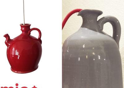 Oil lamps 3
